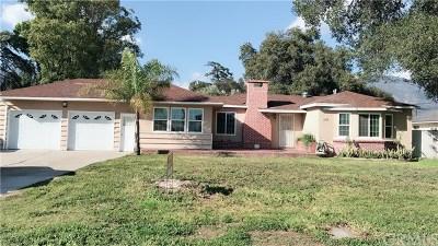 Monrovia CA Single Family Home For Sale: $968,000