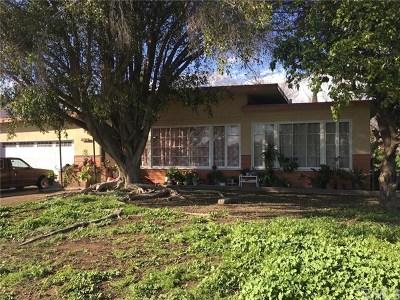 South El Monte Single Family Home For Sale: 10413 Klingerman Street