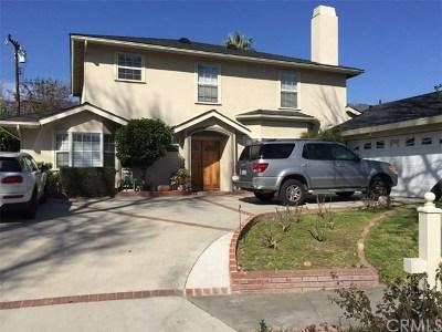 Monrovia CA Single Family Home For Sale: $1,088,800