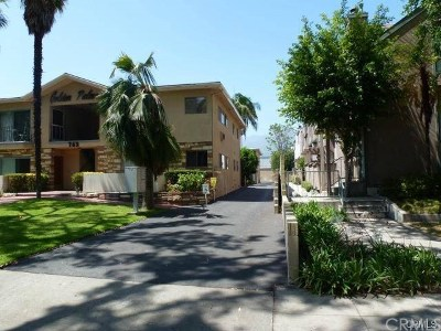 Arcadia Condo/Townhouse For Sale: 763 Arcadia Avenue #6
