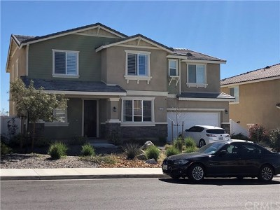 Moreno Valley Single Family Home For Sale: 12620 Lemon Tree Road
