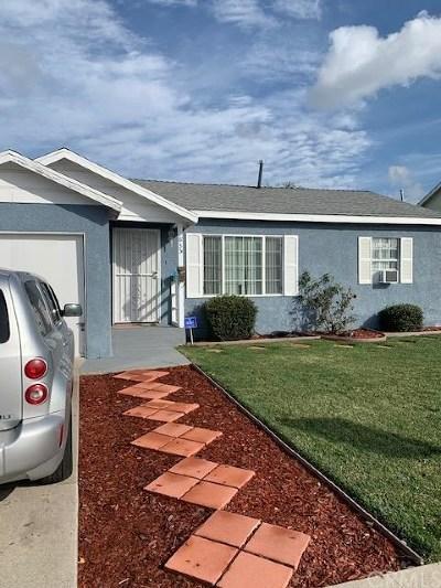 Compton Single Family Home Pending: 835 W 130th Street