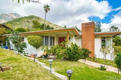 Altadena Single Family Home For Sale: 2932 Stonehill Drive