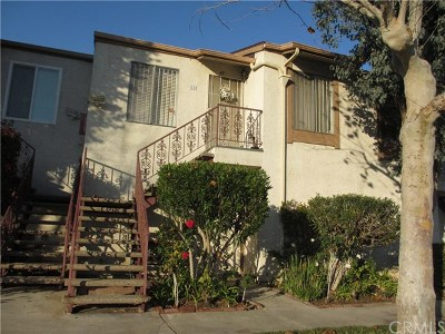 Los Angeles County Condo/Townhouse For Sale: 5501 Bohlig Road #45