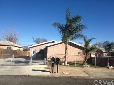 San Bernardino Multi Family Home For Sale: 8035 Whitlock Ave