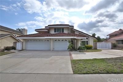 Walnut Single Family Home For Sale: 943 Watercress Lane
