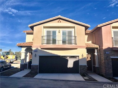 Chino Hills Condo/Townhouse For Sale: 15372 Lotus Circle