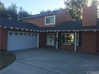 Chino Hills Single Family Home For Sale: 15070 Beechwood Lane