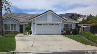 Upland Single Family Home For Sale: 2325 Fairfield Way