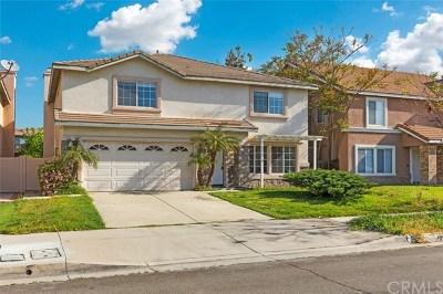 Chino Single Family Home For Sale: 4548 Carmen Street