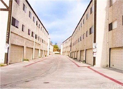El Monte Condo/Townhouse For Sale: 11331 Elliott Avenue #12