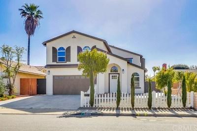 Irvine Single Family Home For Sale: 14802 Waverly Lane
