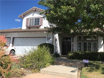 Rancho Cucamonga CA Single Family Home For Sale: $659,000