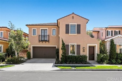 Irvine Single Family Home For Sale: 64 Copper Mine