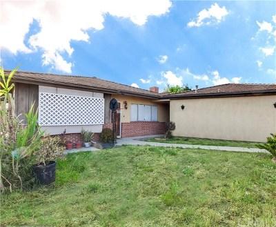 San Gabriel Single Family Home For Sale: 159 S Burton Avenue