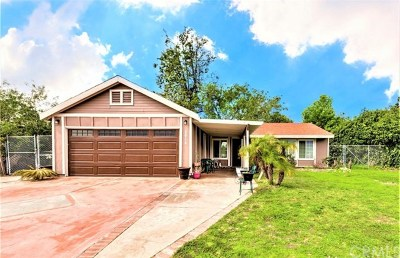 San Bernardino Single Family Home For Sale: 5614 Wagonwheel Road