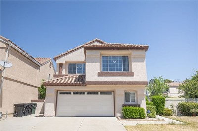 Rancho Cucamonga Single Family Home For Sale: 11678 Sienna Drive