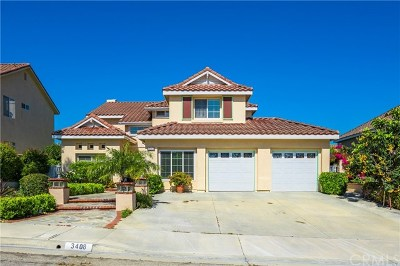 Rowland Heights Single Family Home For Sale: 3408 Cromwell Way