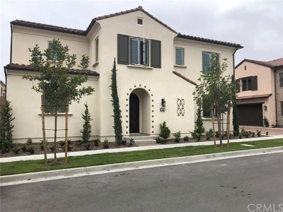 Irvine Condo/Townhouse For Sale: 133 Dolci