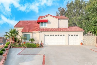 Rowland Heights Single Family Home For Sale: 19641 Vega Way