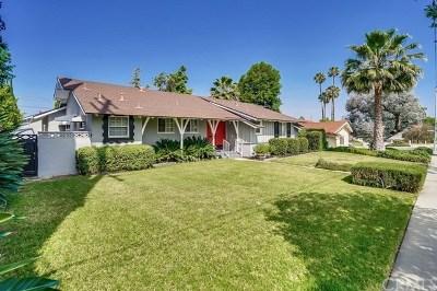 West Covina Single Family Home For Sale: 1235 S Azusa Avenue