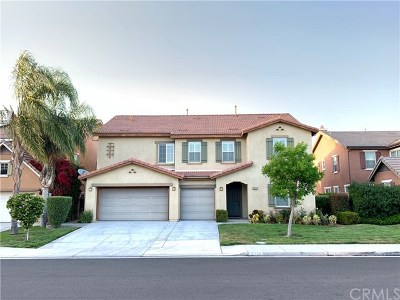 Eastvale Single Family Home For Sale: 13654 Star Ruby Avenue