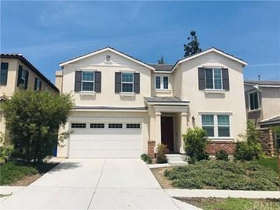 Rancho Cucamonga Single Family Home For Sale: 9758 La Vine Court