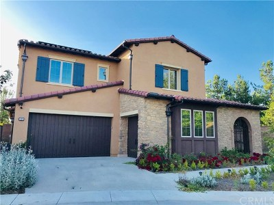 Irvine Single Family Home For Sale: 23 Branding Iron