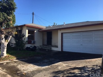 South El Monte Single Family Home For Sale: 2346 Continental Avenue