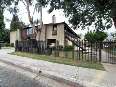 El Monte Condo/Townhouse For Sale: 11131 Dodson Street #1