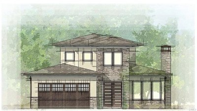 Pasadena Single Family Home For Sale: 3723 Anita Avenue