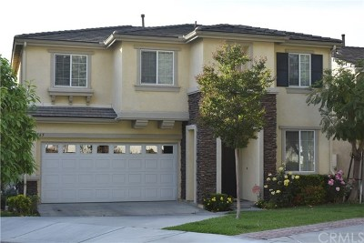 West Covina Single Family Home For Sale: 1565 Park Vista Way