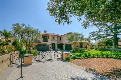 Arcadia Single Family Home For Sale: 2314 S Santa Anita Avenue