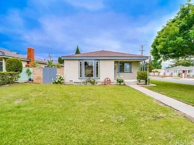 Temple City Single Family Home For Sale: 6100 Ivar Avenue