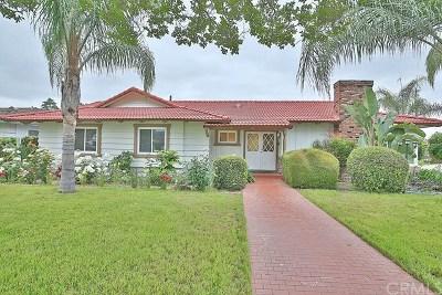 Arcadia Single Family Home For Sale: 300 E Magna Vista Avenue