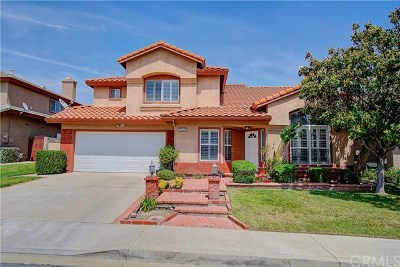 Fontana Single Family Home For Sale: 7363 Siena Court