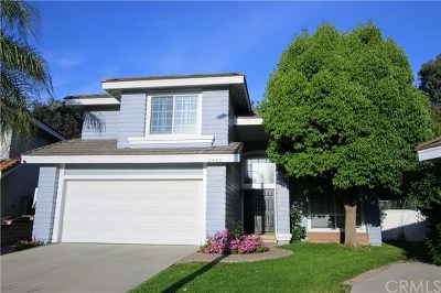 Chino Hills Single Family Home For Sale: 2485 Windmill Creek Road