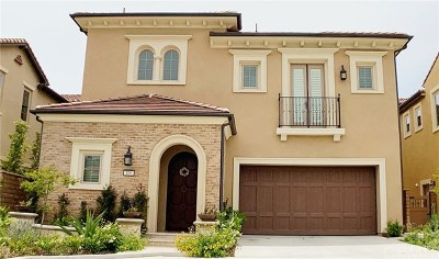Irvine Single Family Home For Sale: 106 Long Fence