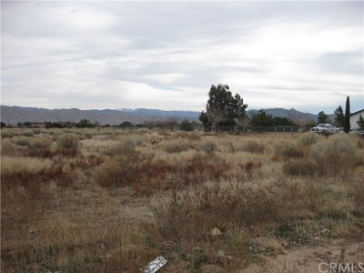 Hesperia Residential Lots & Land For Sale: 3rd Street