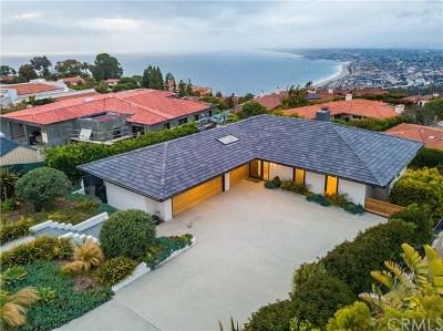 Palos Verdes Estates Single Family Home For Sale: 940 Via Del Monte