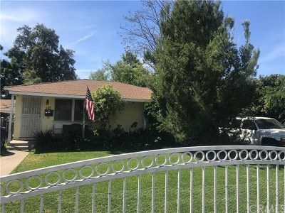 Temple City Single Family Home For Sale: 9008 Pentland Street