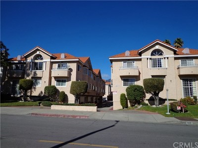 Arcadia Condo/Townhouse For Sale: 847 Fairview Avenue #E