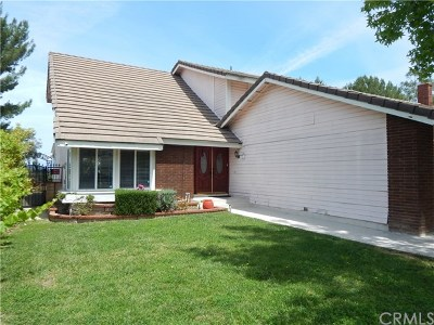 Diamond Bar Single Family Home For Sale: 21435 Chirping Sparrow Road