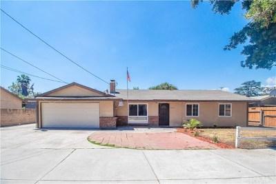 El Monte CA Single Family Home For Sale: $538,000