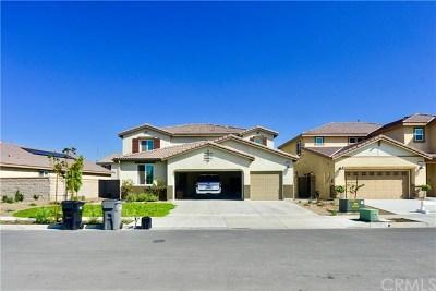 Jurupa Single Family Home For Sale: 6886 Cache Creek Way