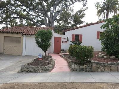 South Pasadena Single Family Home For Sale: 511 Garfield Avenue