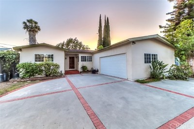 Temple City Single Family Home For Sale: 6347 Salter Avenue