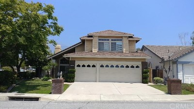 Rancho Cucamonga Single Family Home For Sale: 11210 Baltimore Drive
