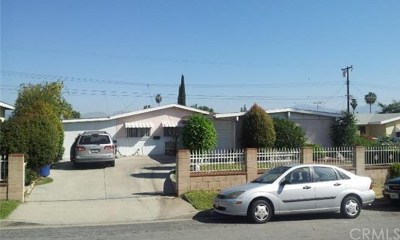 Rowland Heights Single Family Home For Sale: 18215 Espito Street