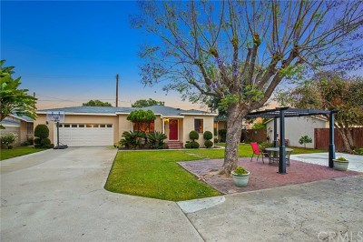 Temple City Single Family Home For Sale: 5470 Barela Avenue